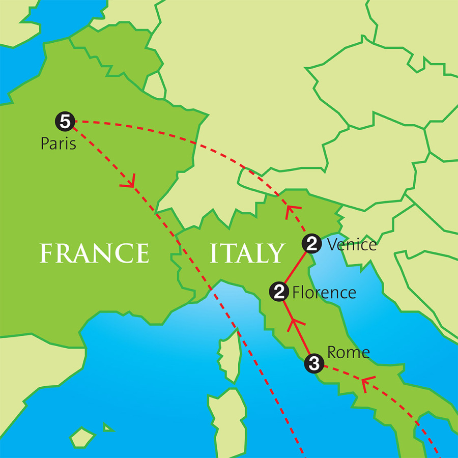 Car rentals from Italy to France | Best car rentals