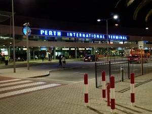 car rental perth airport