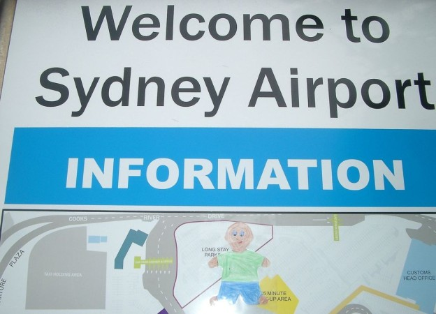 car rental sydney airport